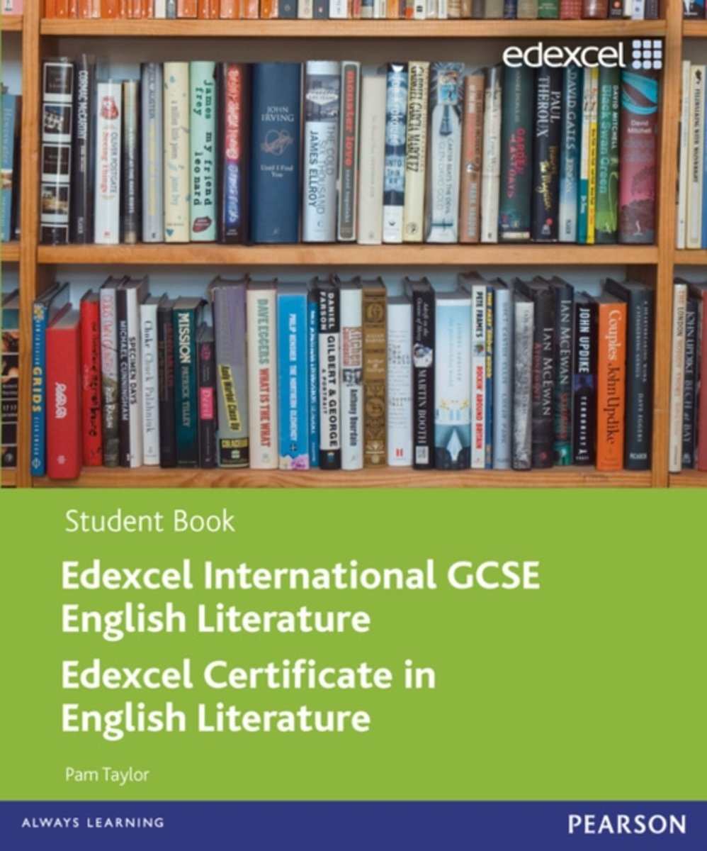 Edexcel International GCSE English Literature Student Book with ActiveBook CD