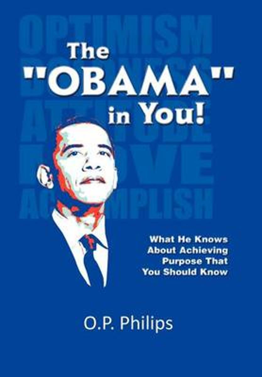 The ''Obama'' in You!