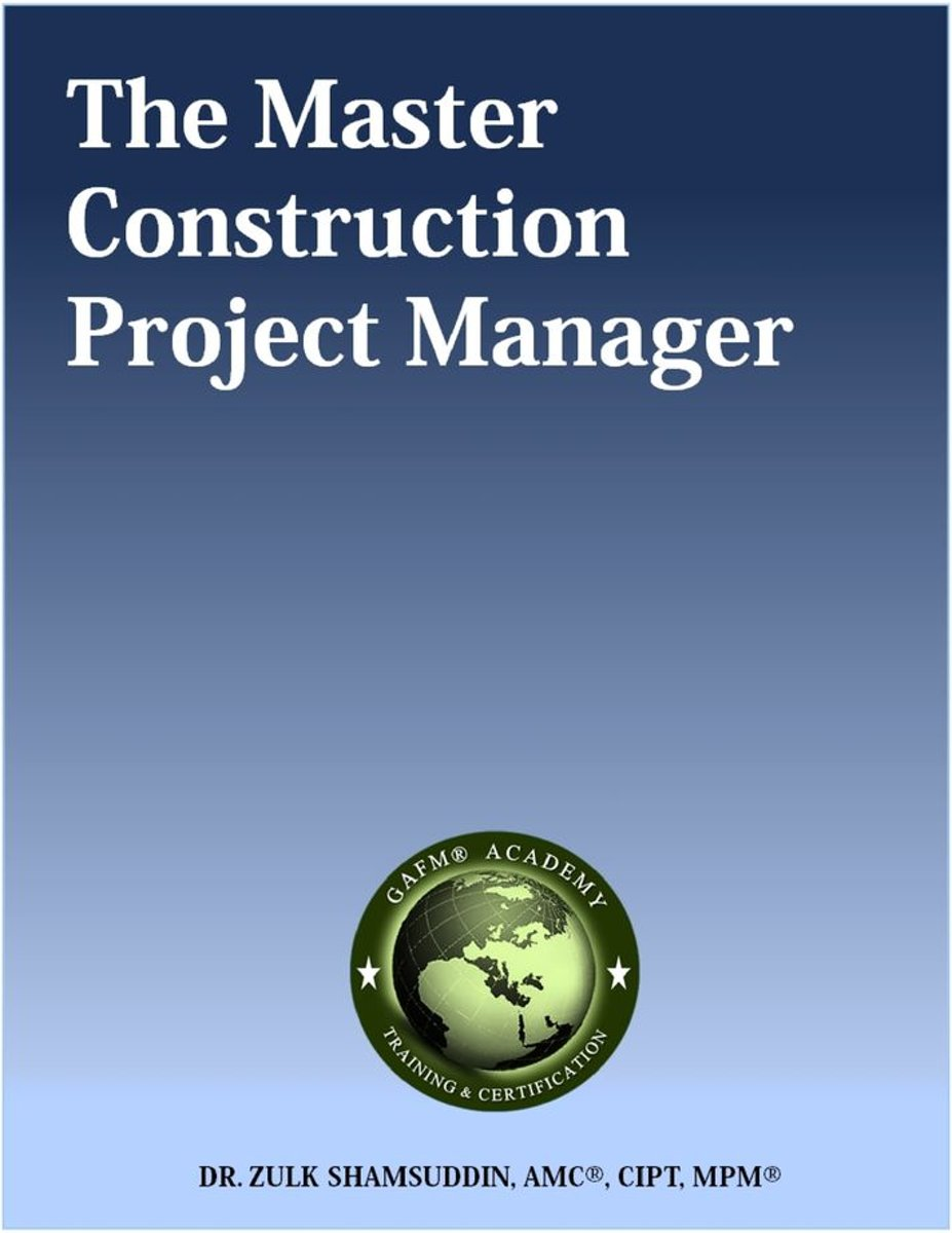The Master Construction Project Manager
