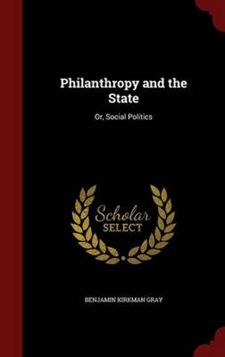 Philanthropy and the State