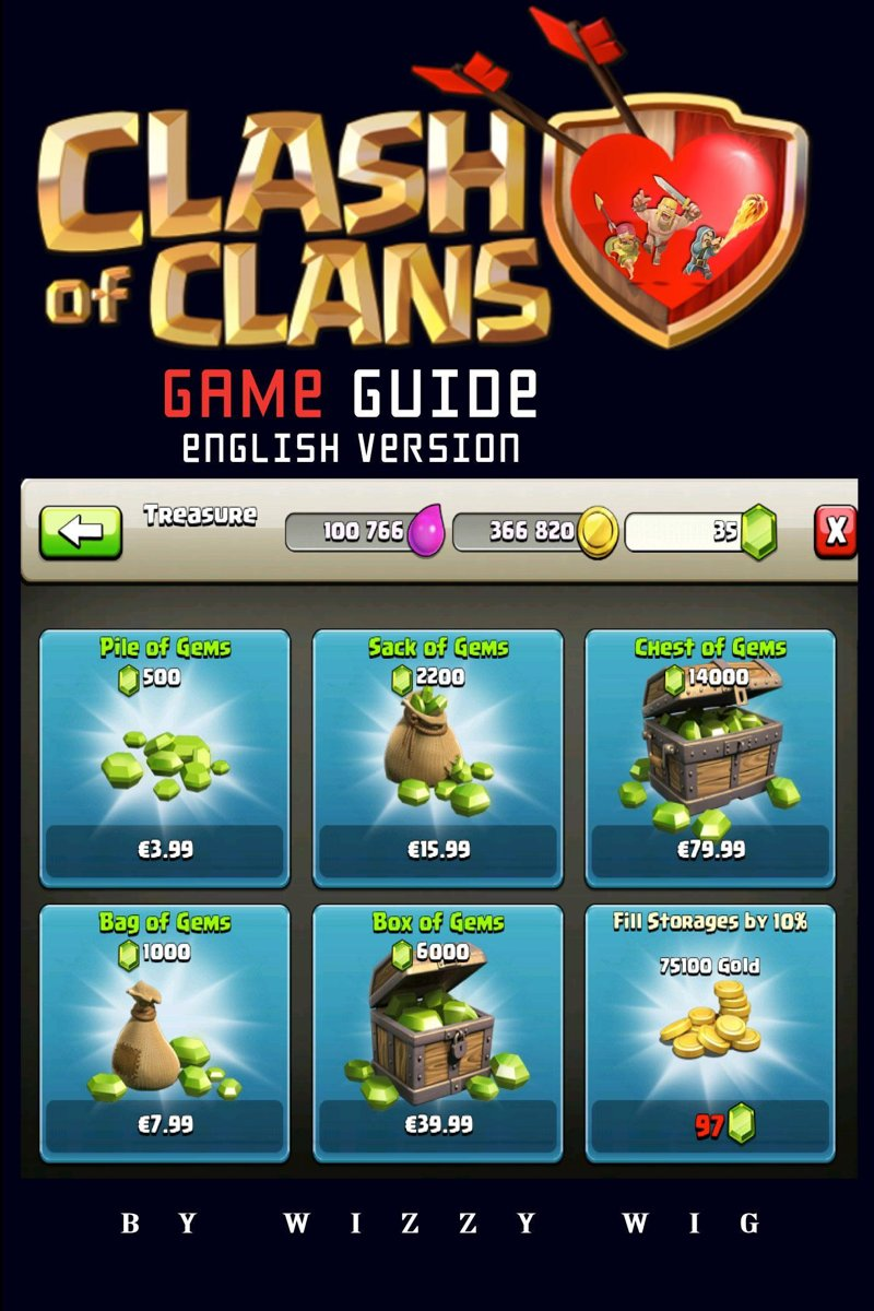 Clash of Clans Game Guide (English Version)