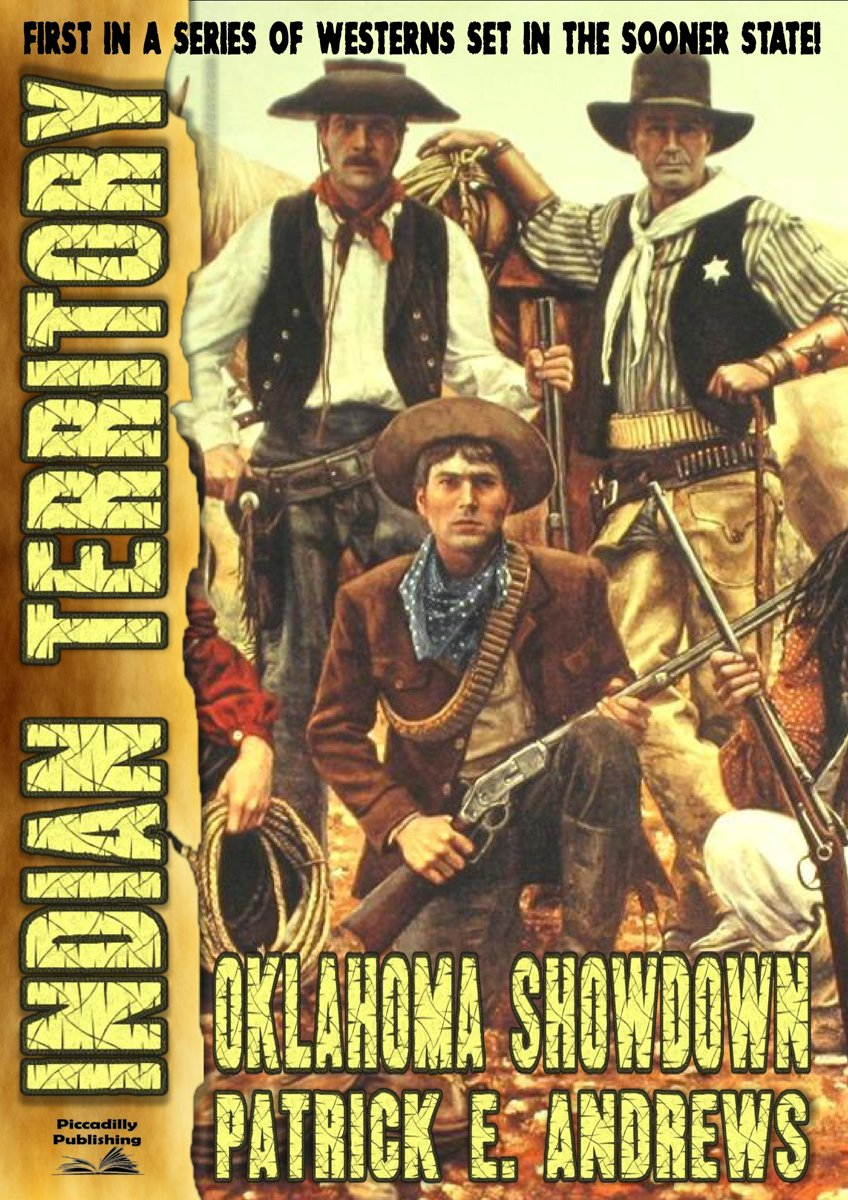 Indian Territory 1: Oklahoma Showdown
