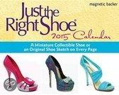 Just the Right Shoe Mini Day-To-Day Calendar
