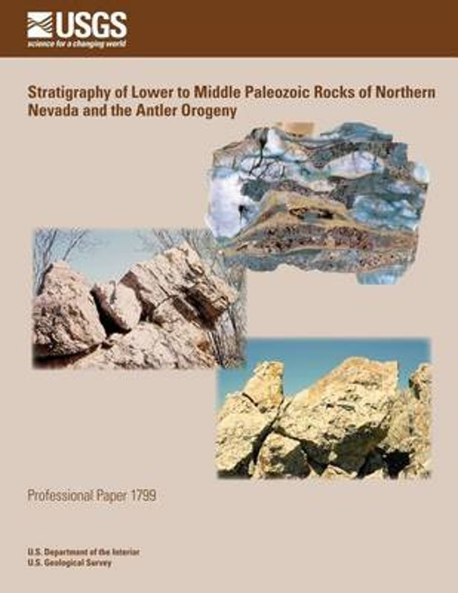 Stratigraphy of Lower to Middle Paleozoic Rocks of Northern Nevada and the Antler Orogeny