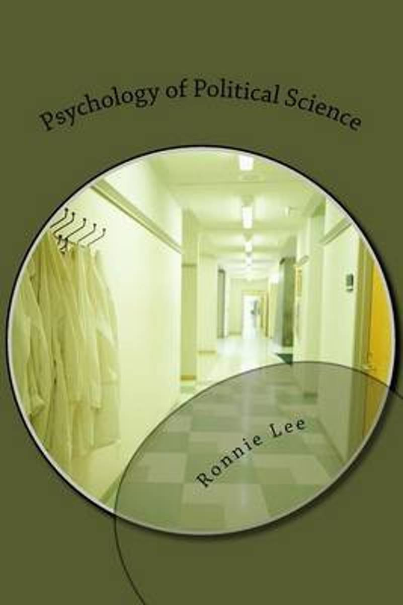 Psychology of Political Science