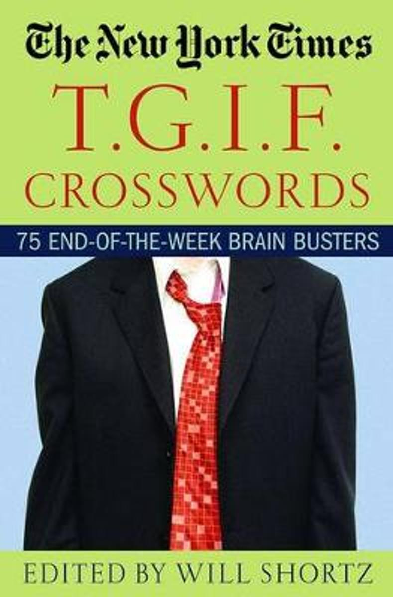 The New York Times T.G.I.F. Crosswords