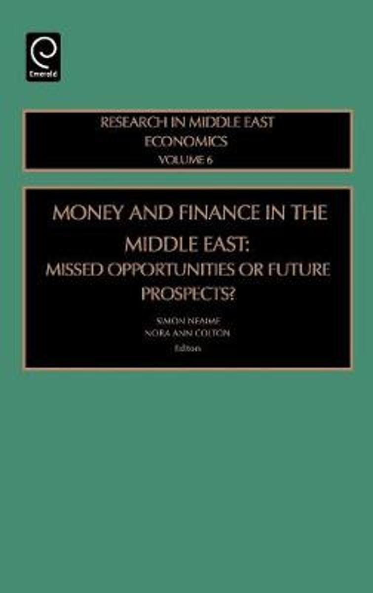 Money and Finance in the Middle East