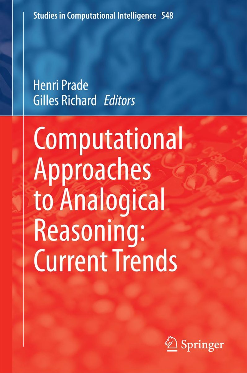 Computational Approaches to Analogical Reasoning: Current Trends