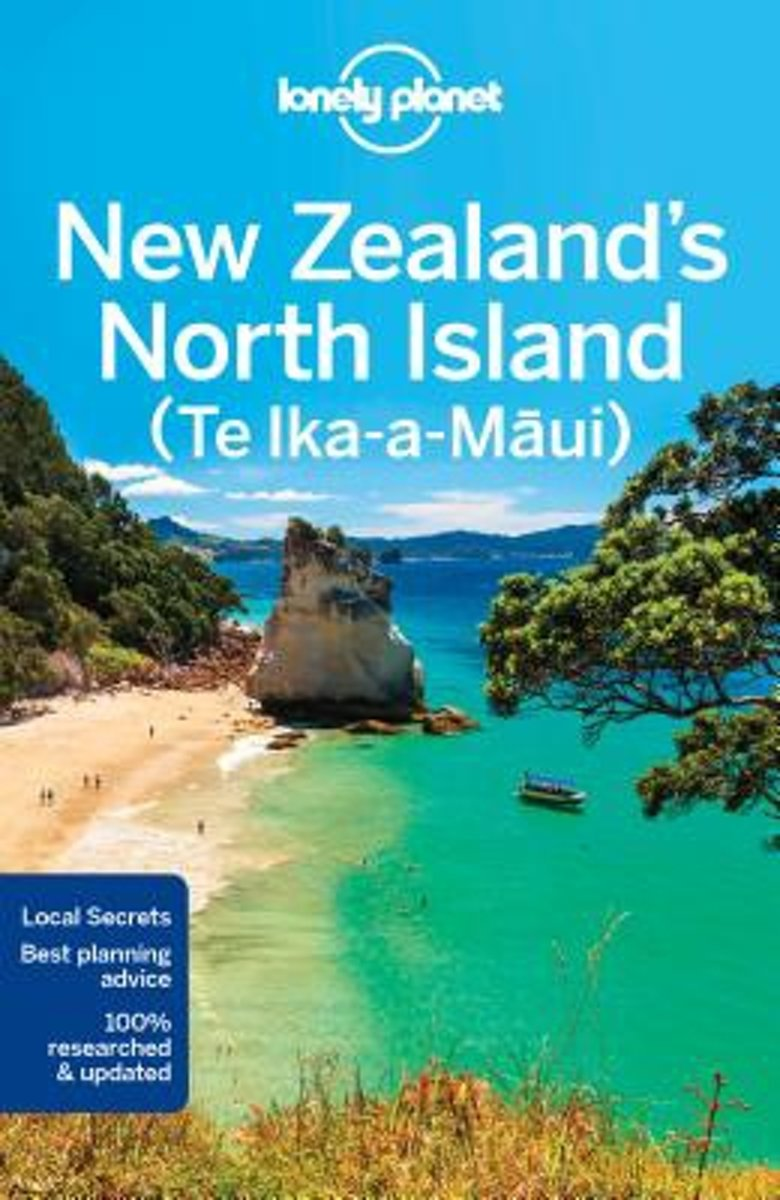 Lonely Planet New Zealand's North Island dr 4