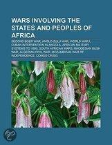 Wars involving the states and peoples of Africa