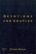Devotions for Couples Navy Bonded Leather - Man in the Mirror (MIM)