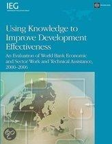 Using Knowledge to Improve Development Effectiveness