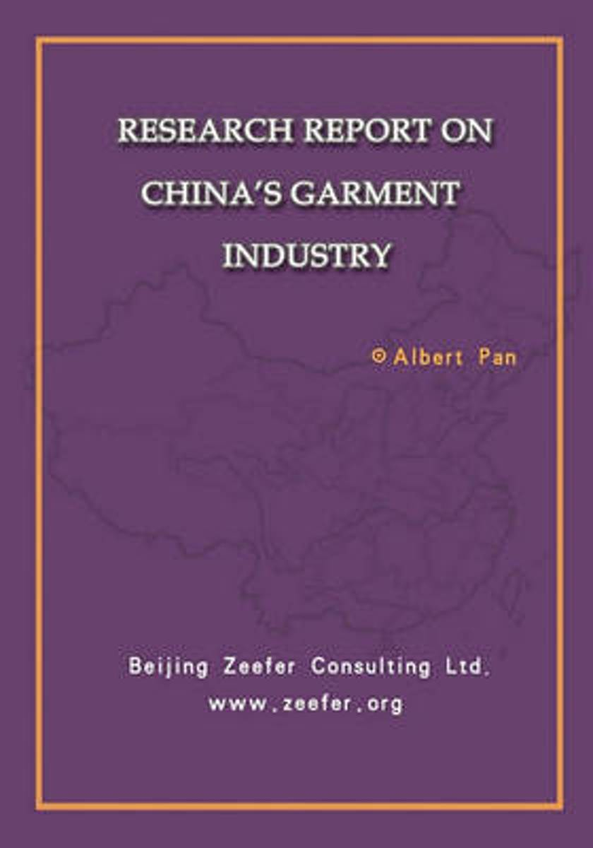 Research Report on China's Garment Industry