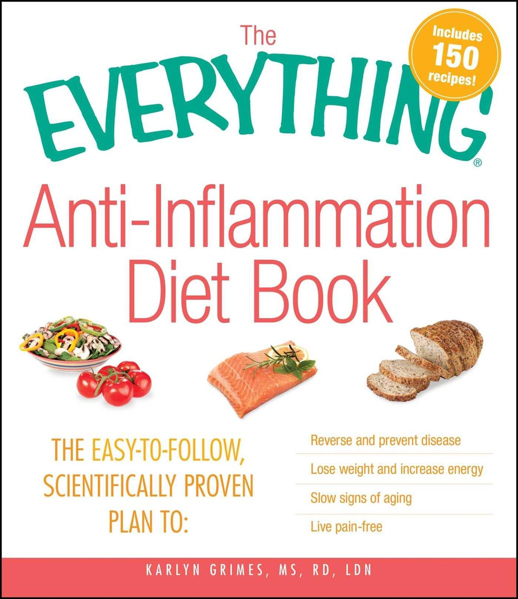 The Everything AntiInflammation Diet Book