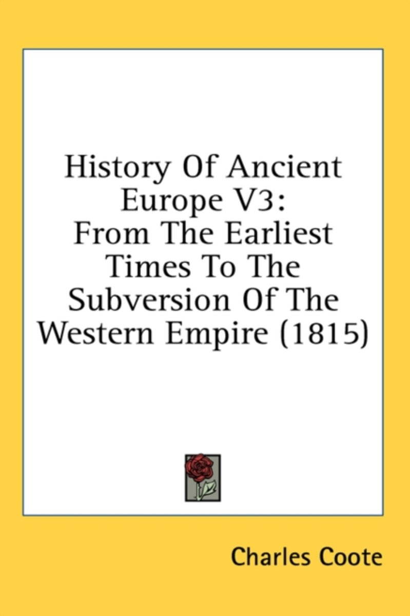 History of Ancient Europe V3