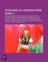 Stations In London Fare Zone 2: Bethnal Green Tube Station, Oval Tube Station, Queen's Park Station, Mornington Crescent Tube Station