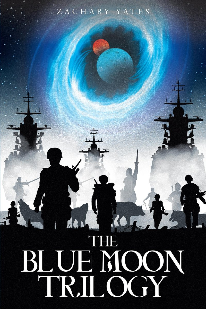 The Blue Moon Trilogy
