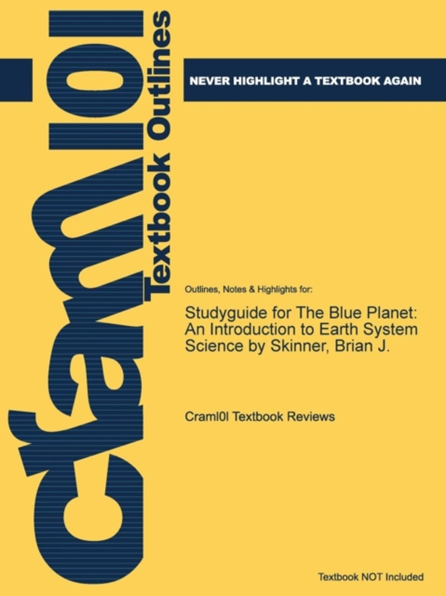 Studyguide for the Blue Planet