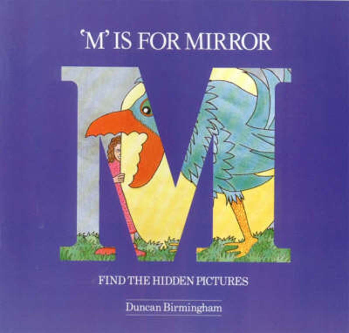 M. is for Mirror