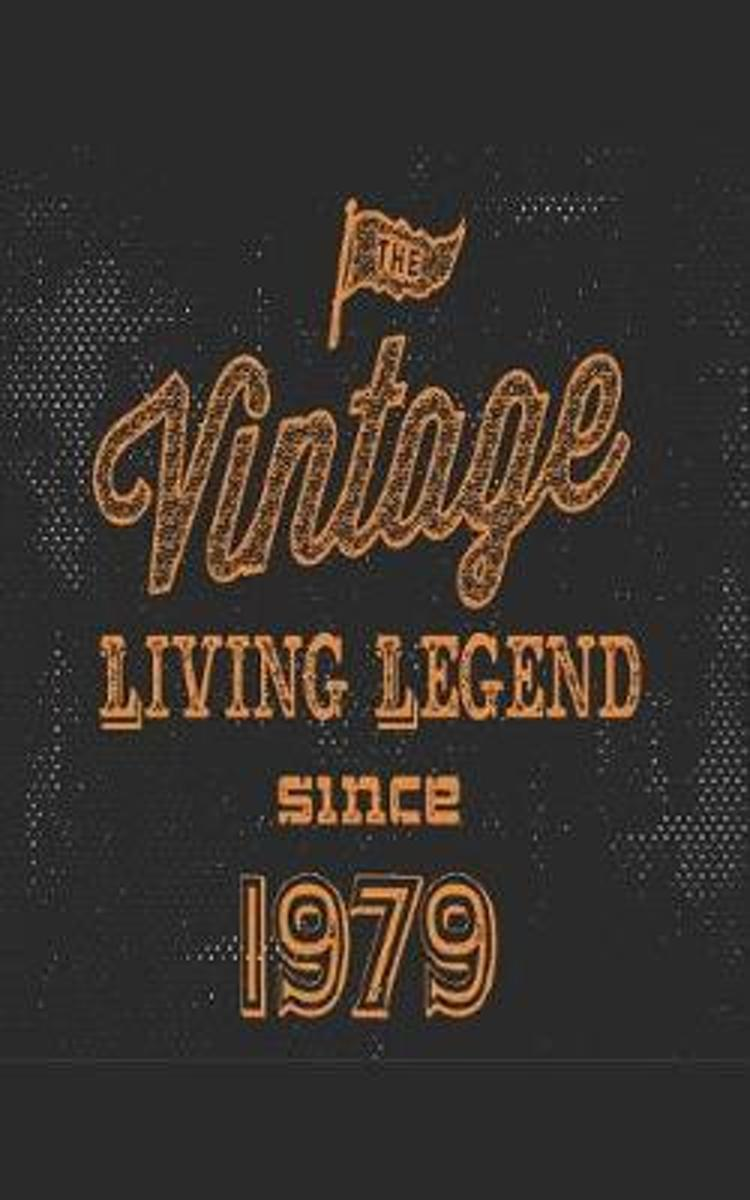 The Vintage Living Legend Since 1979