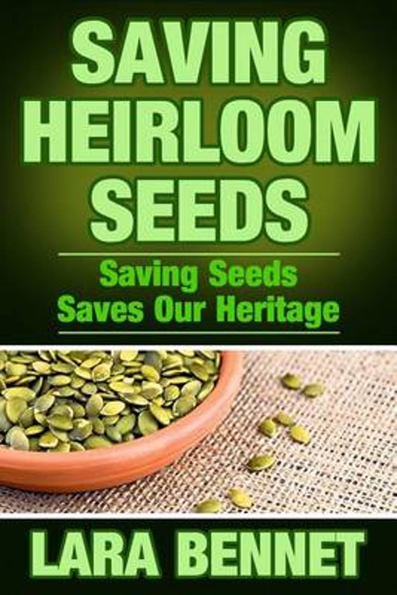 Saving Heirloom Seeds