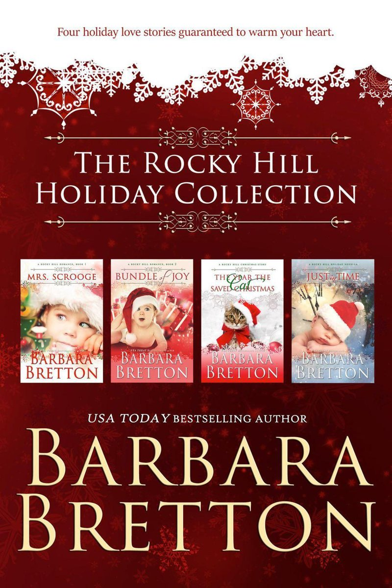 Rocky Hill Romance Holiday Collection