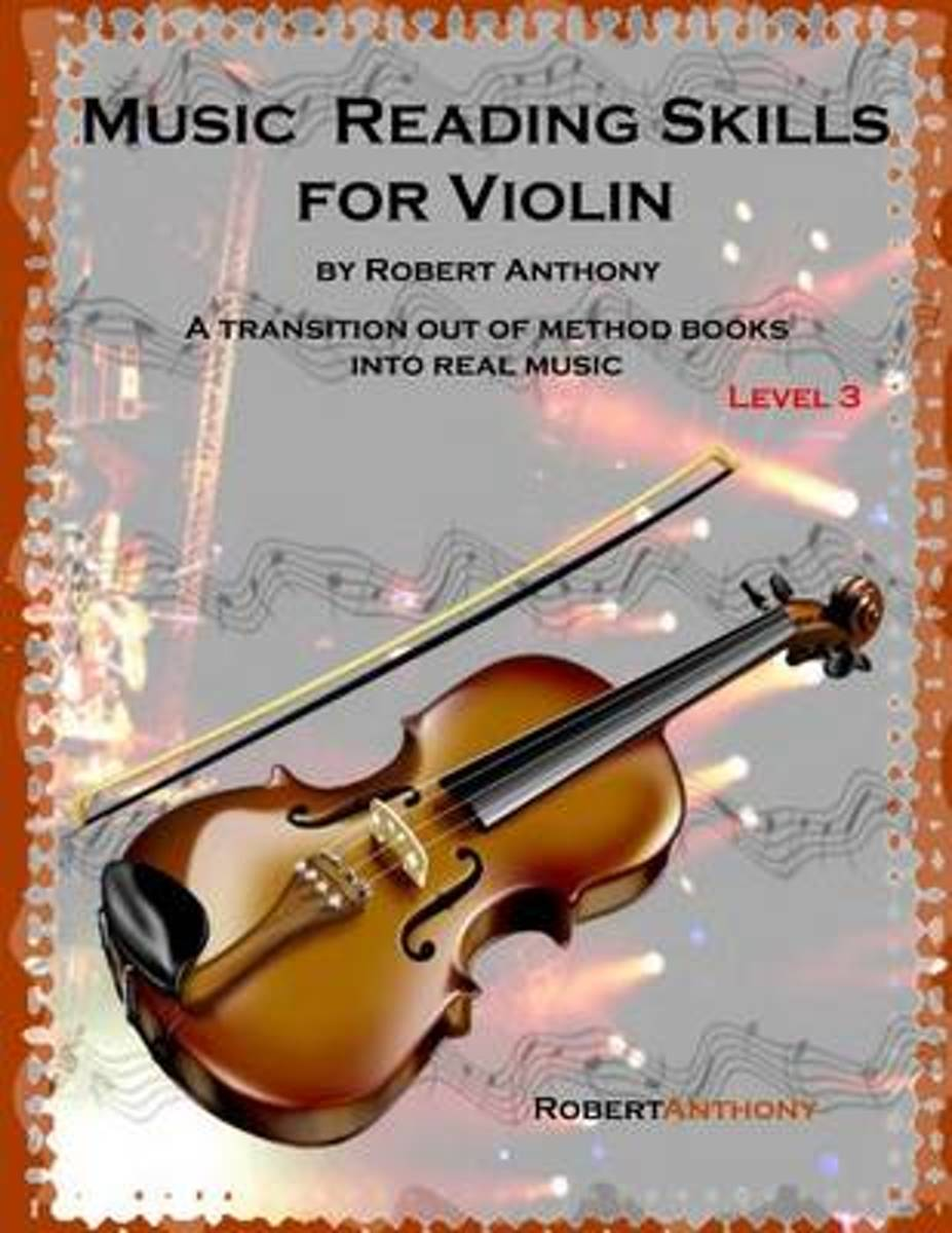 Music Reading Skills for Violin Level 3