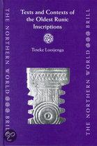 TEXTS AND CONTEXTS OF THE OLDEST RUNIC INSCRIPTIONS 2003
