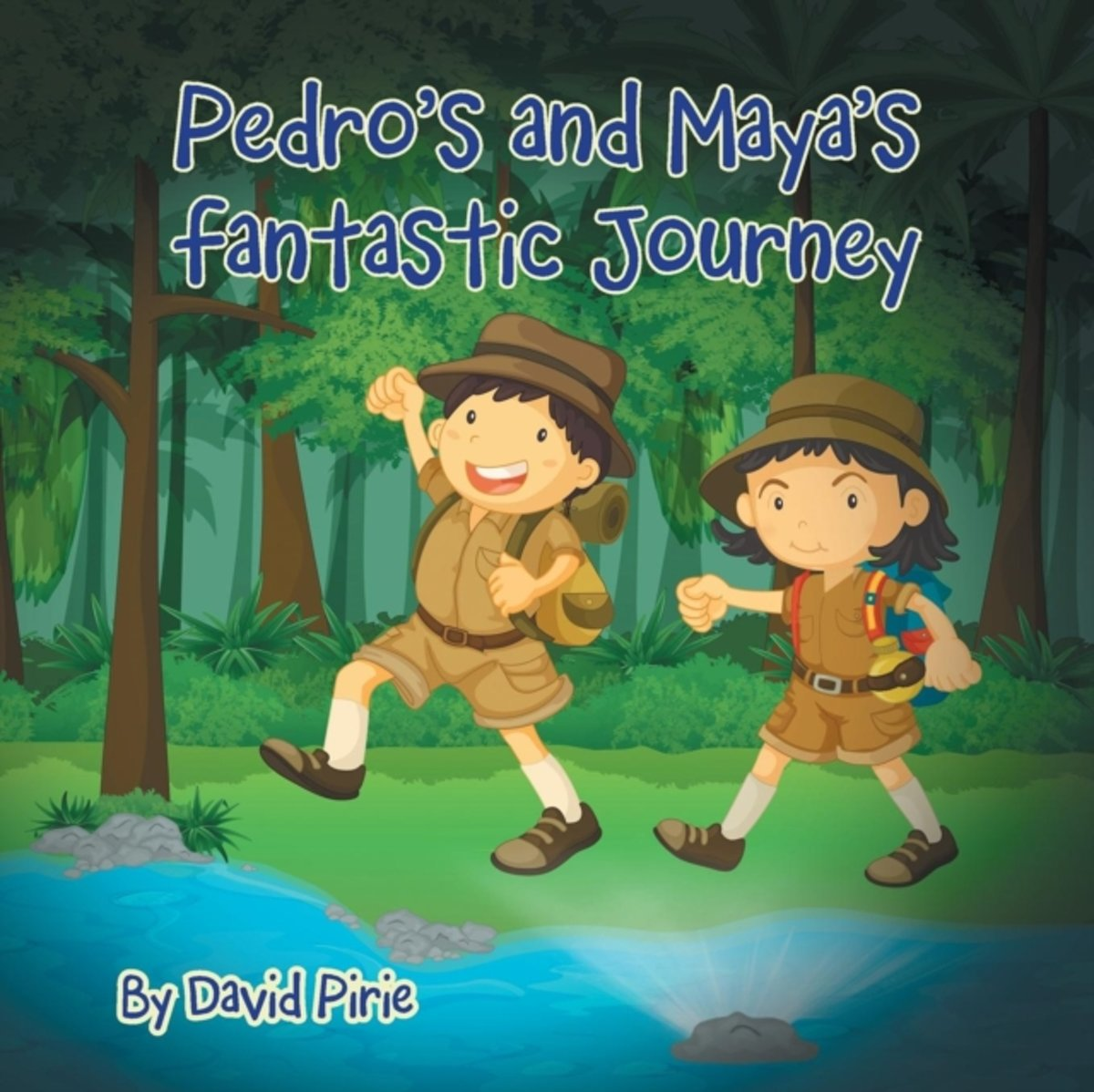 Pedro and Maya's Fantastic Journey