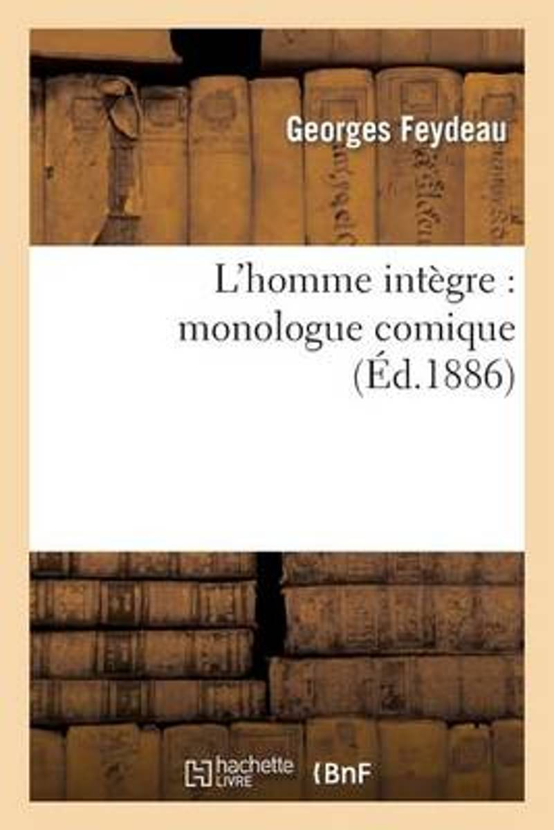 L'Homme Int�gre