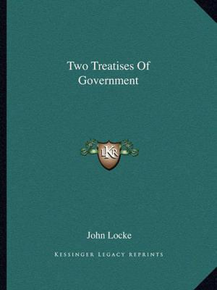 Two Treatises of Government