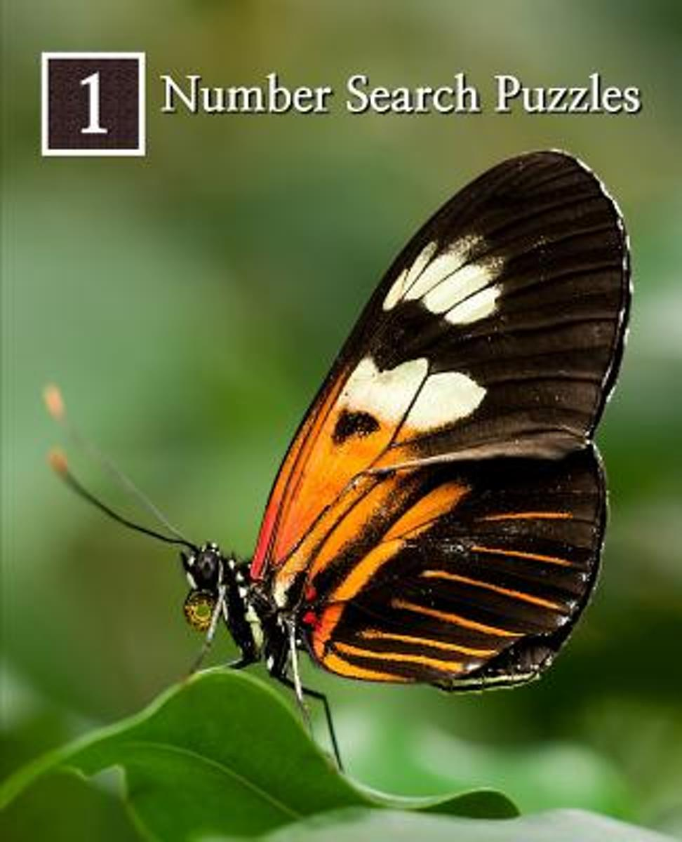 Number Search Puzzles 1