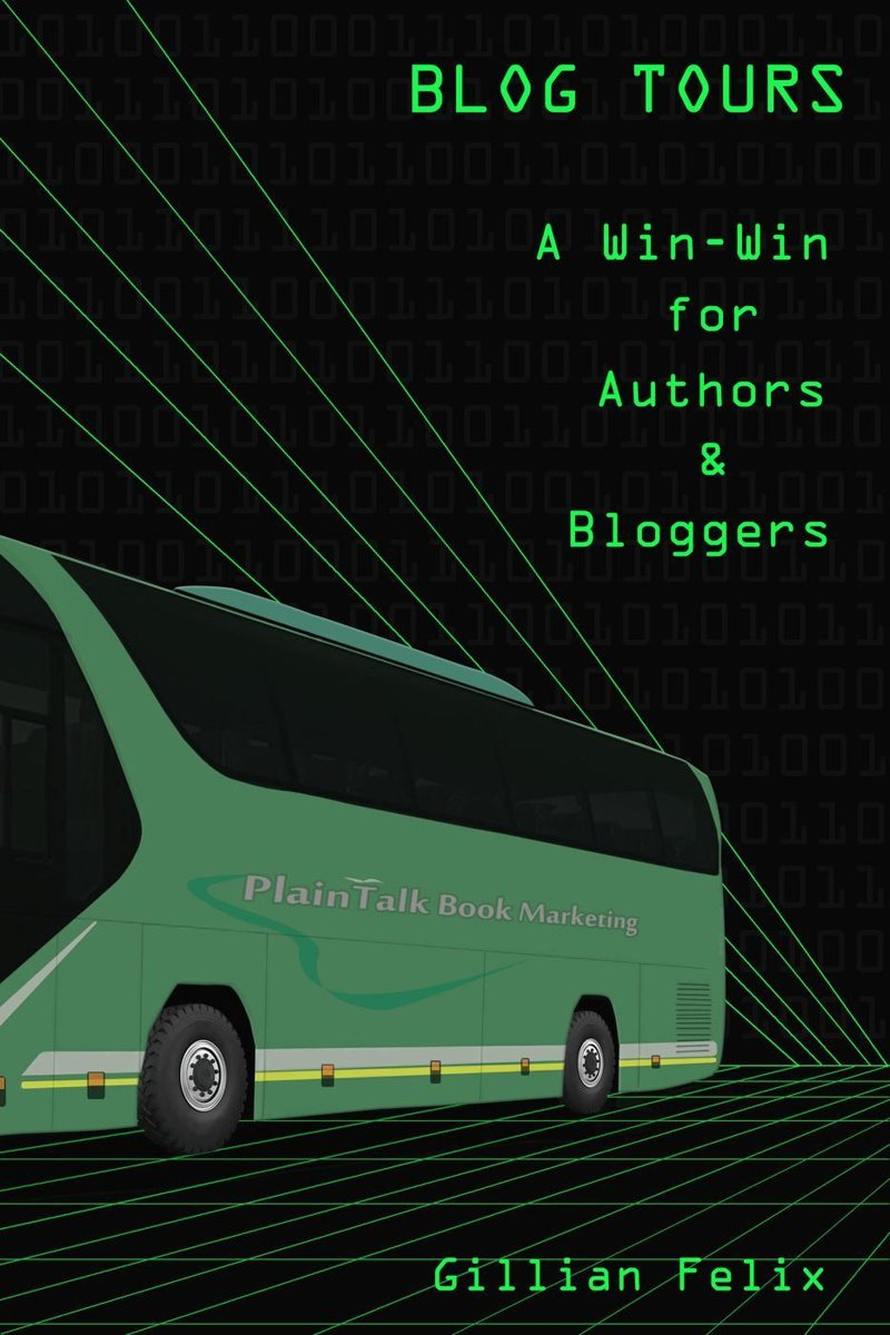 Blog Tours - A Win-Win for Authors and Bloggers