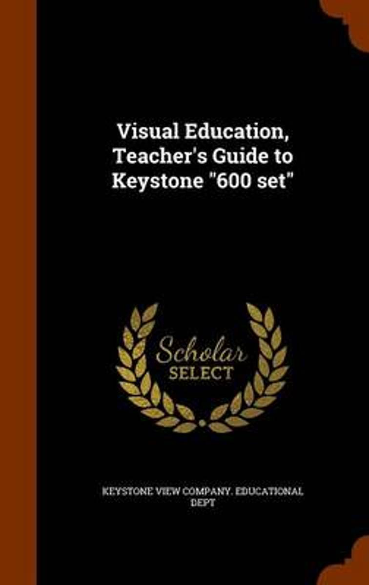 Visual Education, Teacher's Guide to Keystone 600 Set