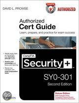 CompTIA Security+ SY0-301 Cert Guide