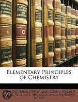 Elementary Principles of Chemistry