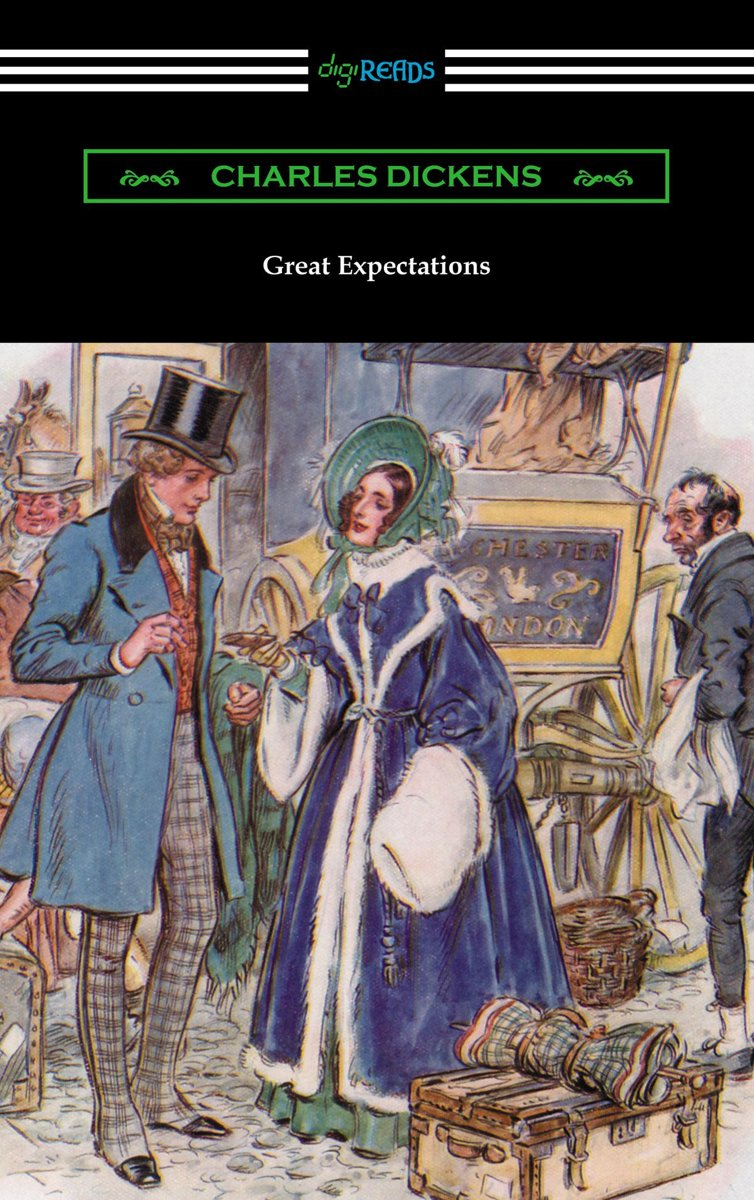 Great Expectations (with a Preface by G. K. Chesterton and an Introduction by Andrew Lang)