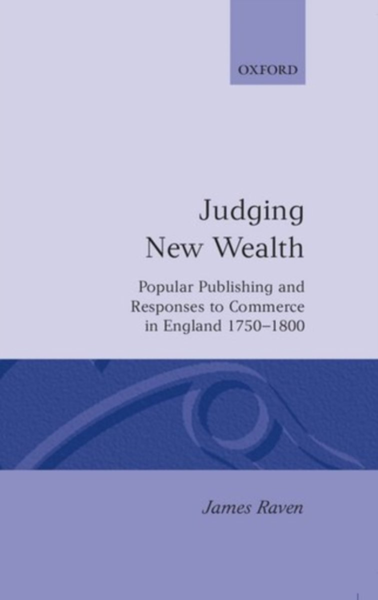 Judging New Wealth