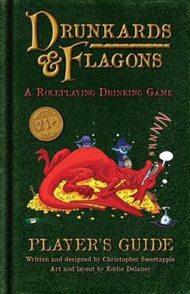 Drunkards and Flagons Player's Guide
