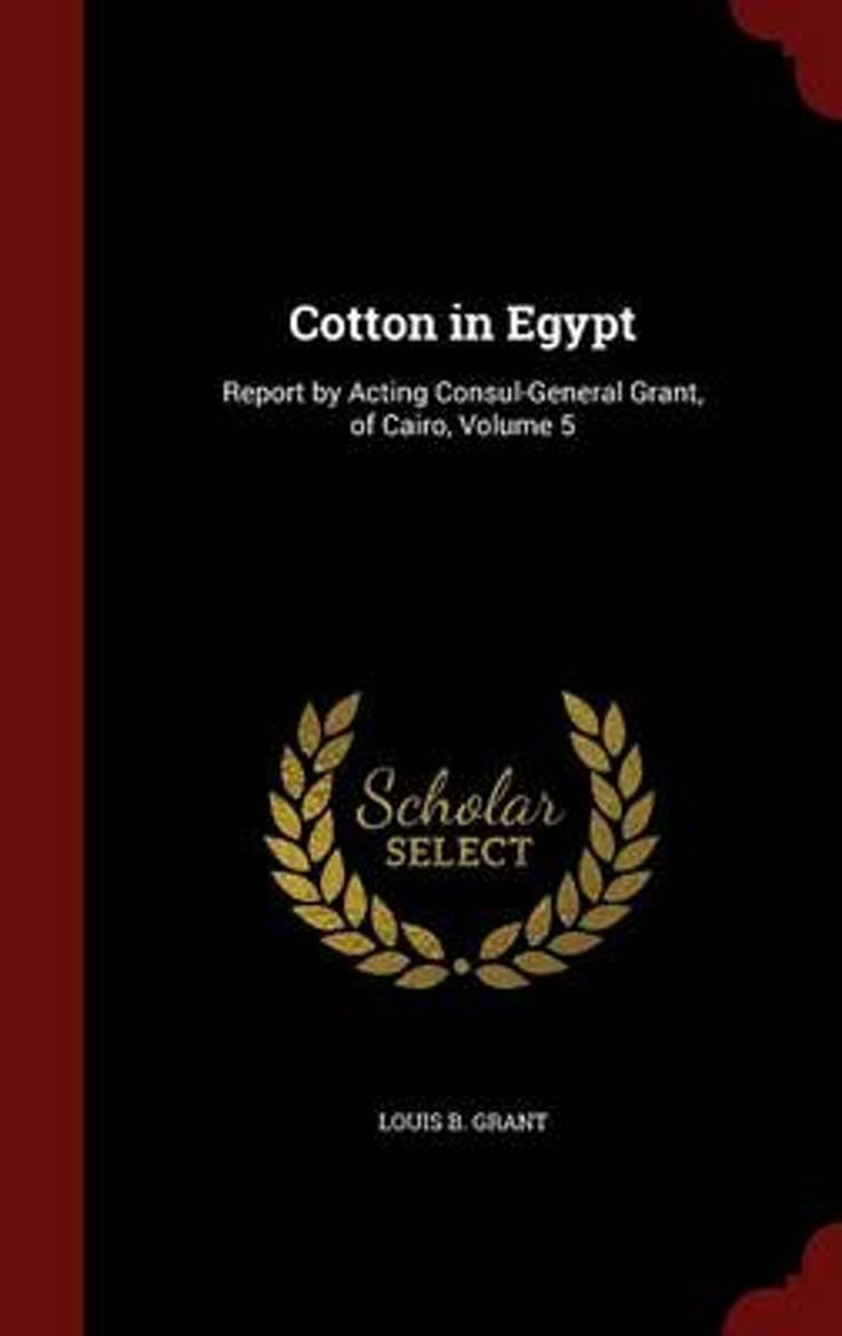 Cotton in Egypt