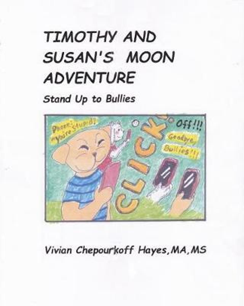Timothy and Susan's Moon Adventure