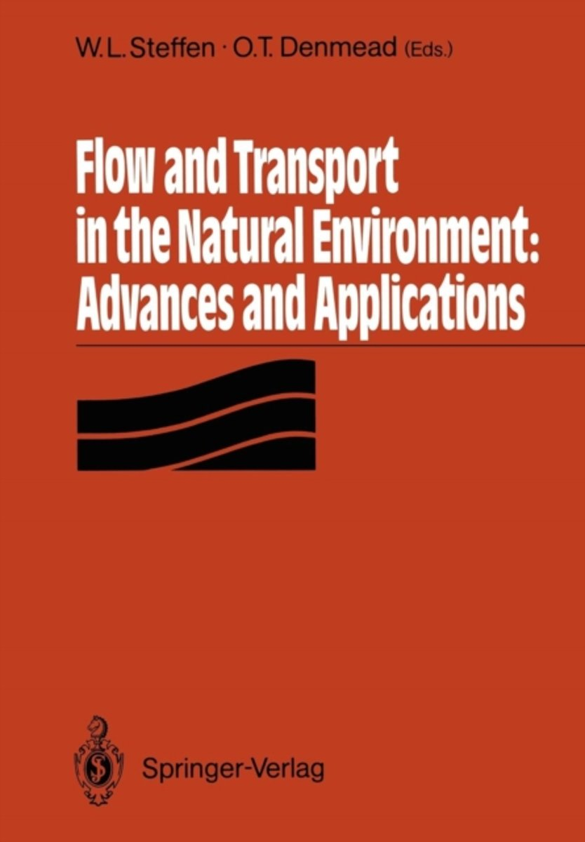 Flow and Transport in the Natural Environment