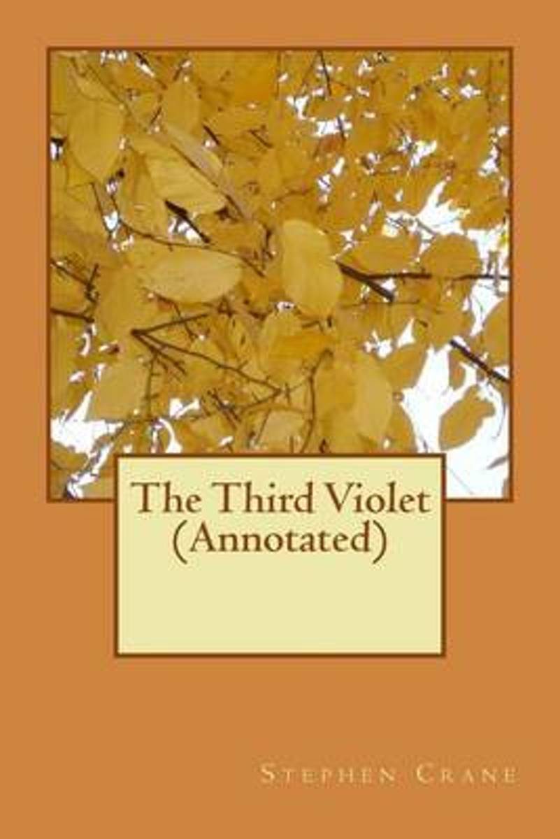 The Third Violet (Annotated)