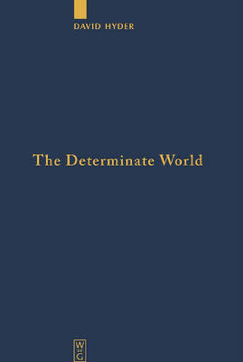 The Determinate World