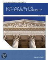 Law and Ethics in Educational Leadership Plus MyEdLeadershipLab with Pearson EText