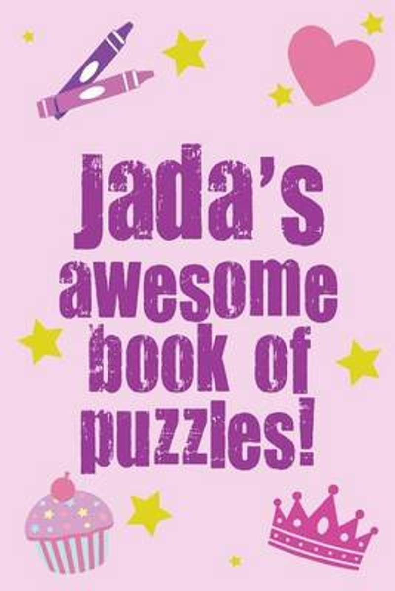 Jada's Awesome Book of Puzzles!