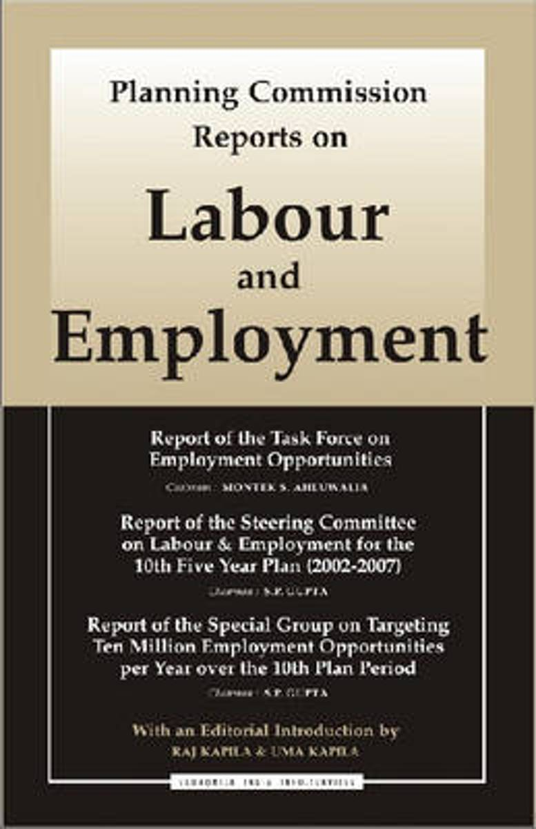 Planning Commission Reports on Labour and Employment