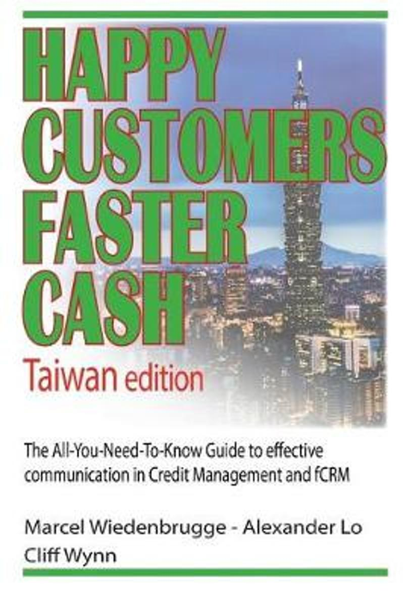 Happy Customers Faster Cash Taiwan Edition