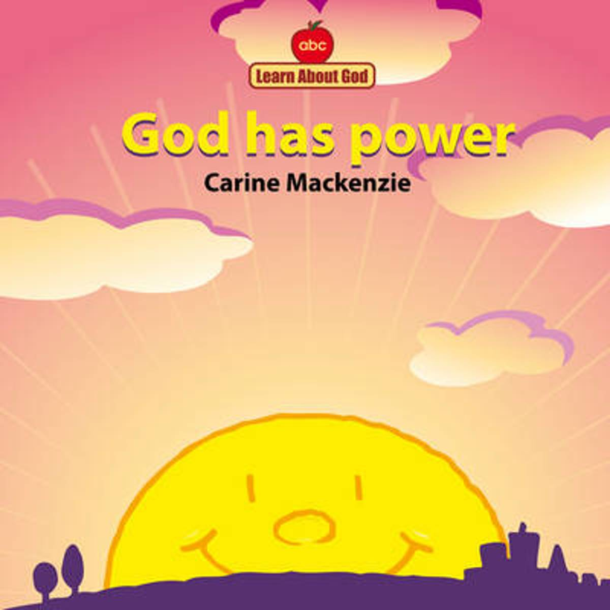 God Has Power Board Book