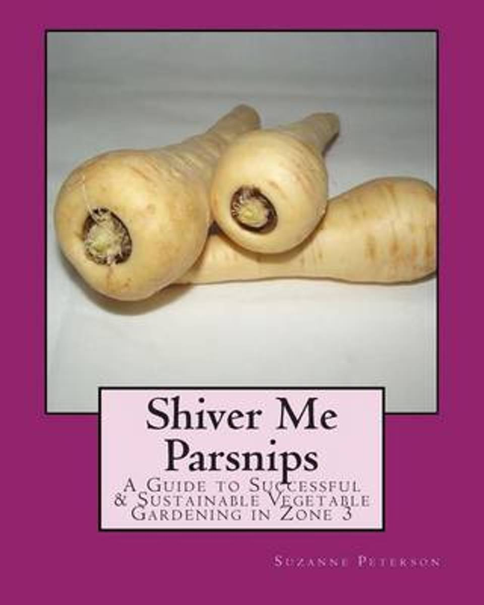 Shiver Me Parsnips